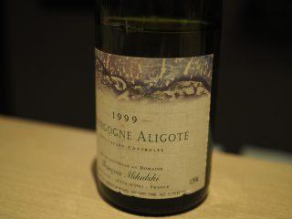 Bourgogne Aligote '99 Francois Mikulski