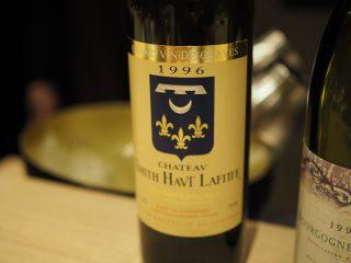 Ch.Smith Haut Lafitte Blanc '96