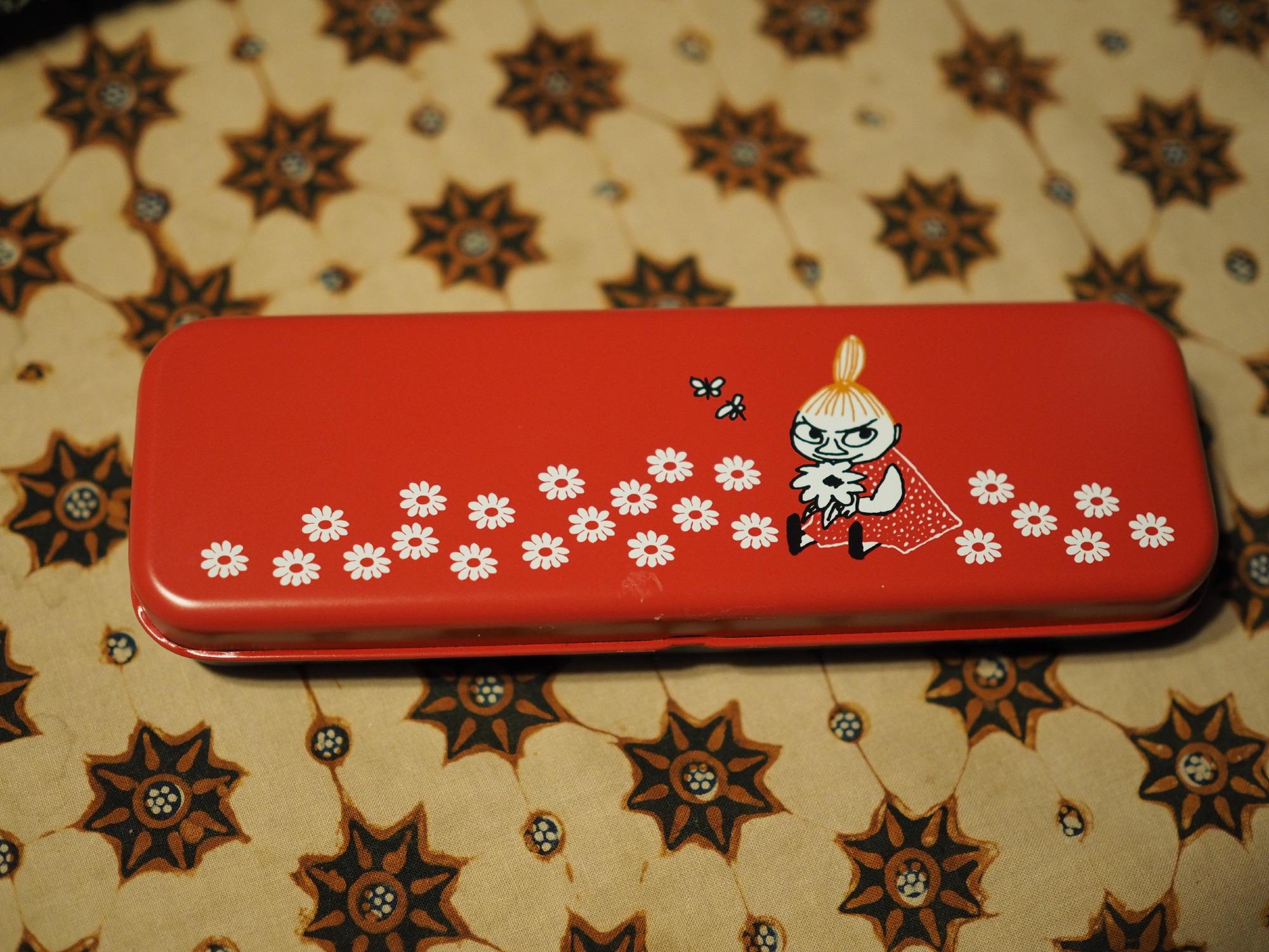 ムーミン × メリーチョコレート1