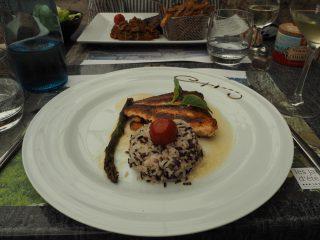 魚料理@les jardins d'été